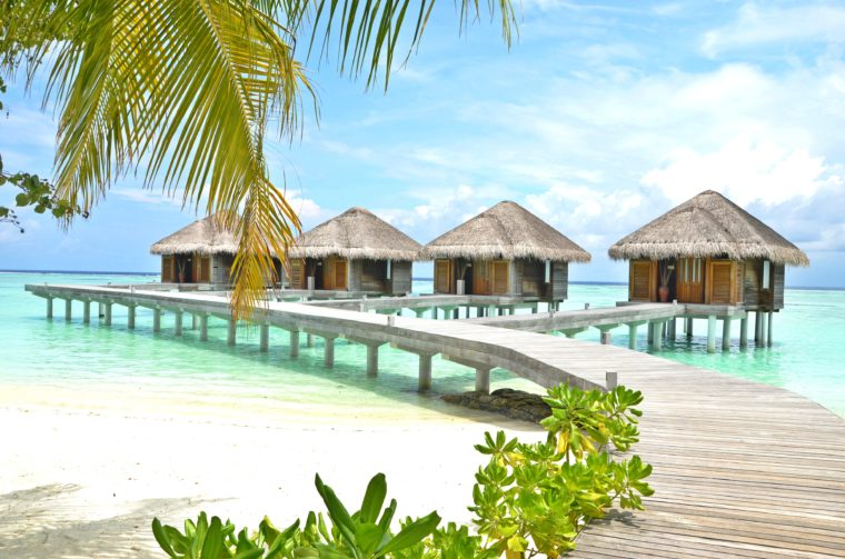 SPA time @ Lux South Ari Atoll // Maldives