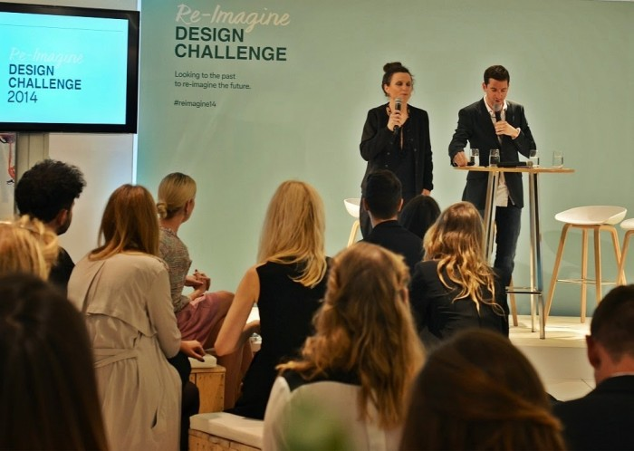 Event: C&A Re-Imagine Design Challenge 2014 in Paris