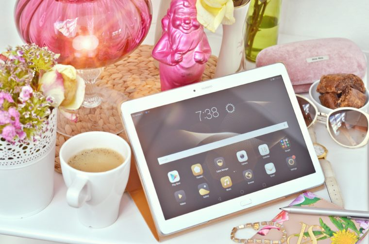 huawei tablet kooperation
