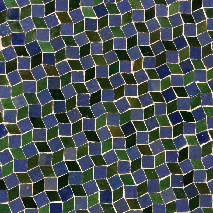 in love with mosaic
