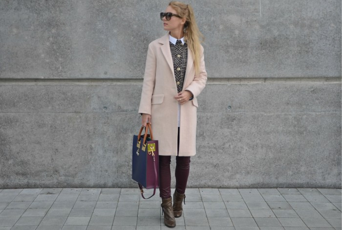 outfit: tweed is all I need