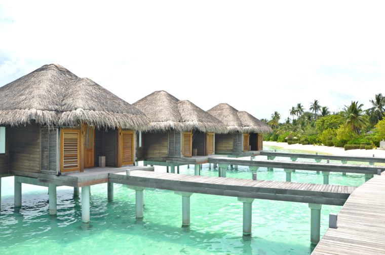 lux south aro atoll villen
