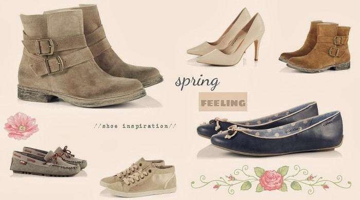 spring inspiration // shoes