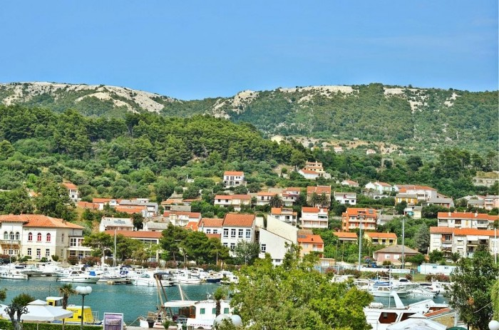 travel: Island Rab, Croatia